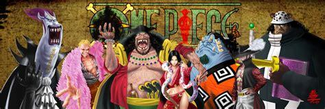 One Piece Shichibukai By Veus-t On Deviantart