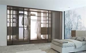 Porte Dressing Sur Mesure : dressing sur mesure espace agencement agencement sur ~ Premium-room.com Idées de Décoration