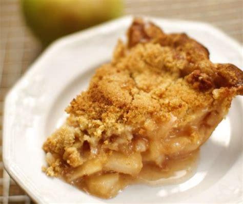 apple crumb pie  boston globe