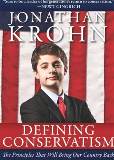 conservative child prodigy turns liberal