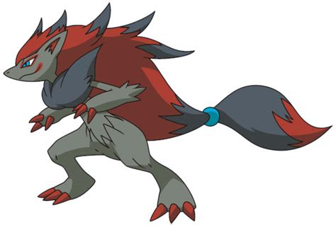 Zorua And Zoroark Shown On 'oha Suta' And Official Sites
