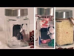 DIY Gift ideas Using a Jar Valentines Christmas