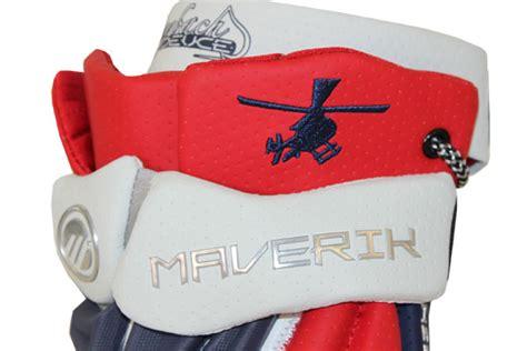 Maverik Lacrosse Launches Maybach Deuce Gloves