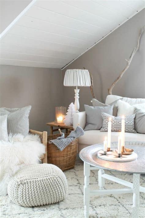 canapé cocooning quelle couleur pour un salon 80 idées en photos