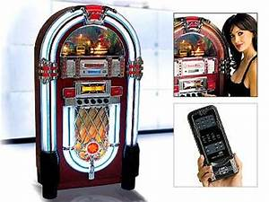 COPENHAGEN TA 433 JUKEBOX NEON LIGHT TOP LOADING CD PLAYER