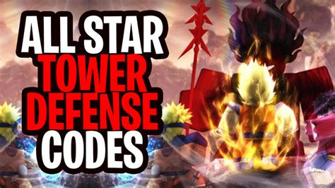 Here are the latest all star tower defense codes for 2021. All Working All Star Tower Defense Codes - February 2021 - CodesOnRoblox