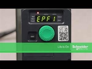 Troubleshooting Epf1 Fault On Altivar Atv32  U0026 Atv320 Drives
