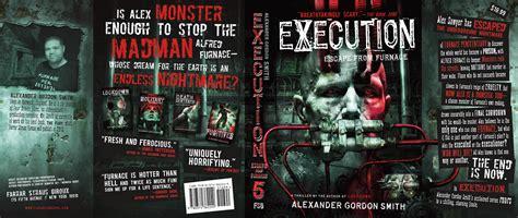 book zone news final design   book cover  escape  furnace execution
