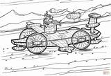 Admiral Kuznetsov Coloring Vehicle Transport Drawing Drukuj sketch template