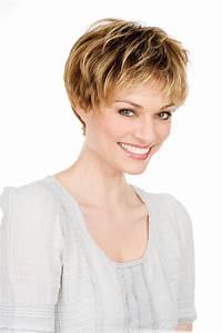 Coupe Mi Courte Femme : photo coiffure courte femme tendances 2019 ~ Nature-et-papiers.com Idées de Décoration