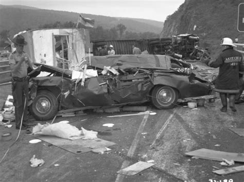 Bangshift.com 1970s Car Accidents Were Brutal
