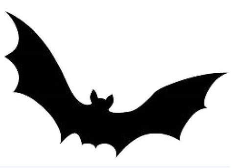 flying bat template diy easy decorations rentcafe rental