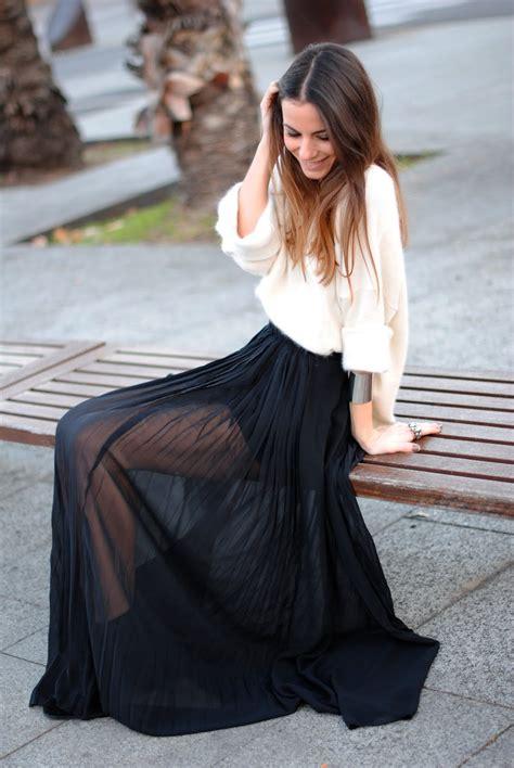 Fashion u0026 Style Transparent Skirt