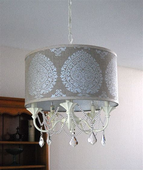 drum l shades best drum shade chandelier ideas on drum shade