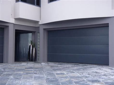 flat panel garage doors residential sectional garage