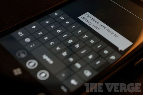 windows phone sms flaw disables messaging with a text the verge