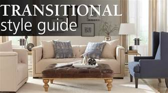 home interior decorating styles interior design style guide transitional hm etc