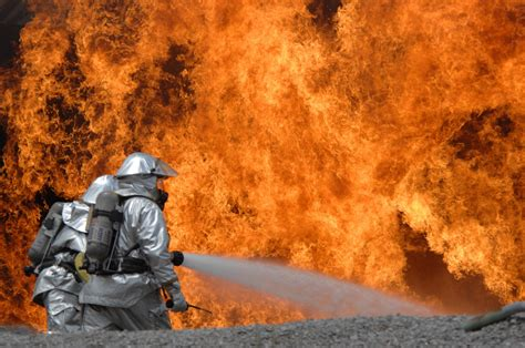 Toxic Firefighting Foams Won't Be Used In Air Force Bases