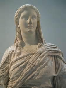 Demeter Greek Goddess Statue