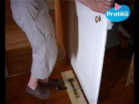 bricolage comment d 233 gonder une porte