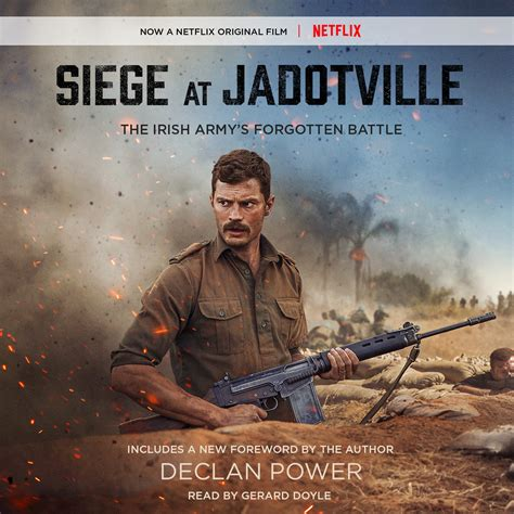 amazon siege siege at jadotville audiobook by declan power for
