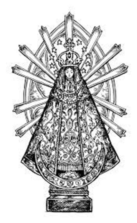 Resultado de imagen para virgen de lujan corona