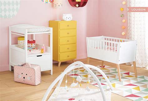 chambre d h e chambre bébé déco styles inspiration maisons du monde