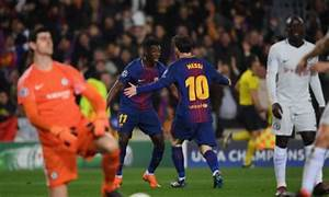 Torschützenliste Champions League : spielbericht der fc barcelona zieht ins champions league viertelfinale ein ~ Eleganceandgraceweddings.com Haus und Dekorationen