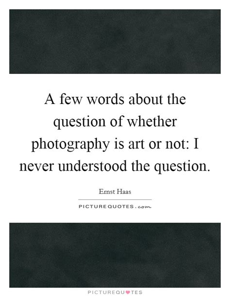 words   question   photography