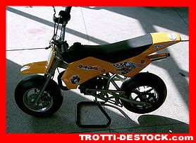 Gazgas Raptor 125 Pro Series Picture www trotti destock destockage trottinettes scooters