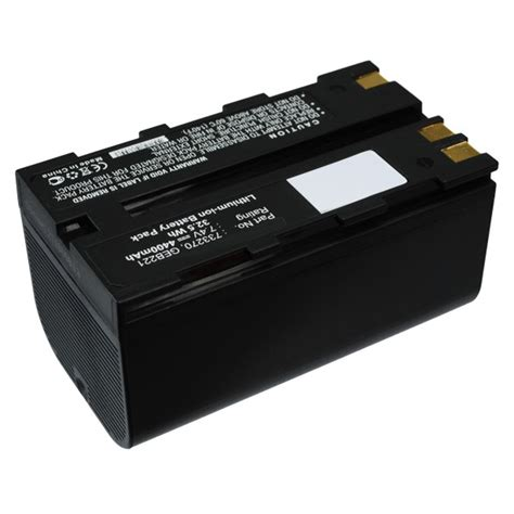 7 4v 4400mah survey meter battery fits leica atx1200 atx900 gps900 ebay