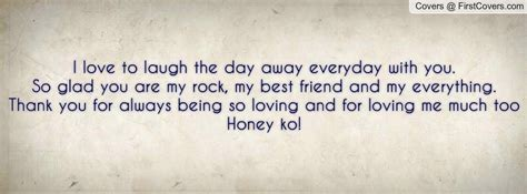 Best Friend My Rock Quotes