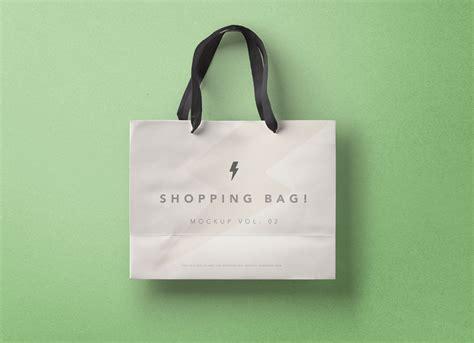 high quality paper shopping bag mockup psd good mockups
