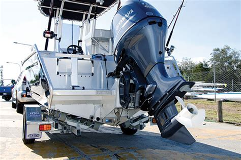 Yamaha Outboard Motor Dealers Australia by Review Yamaha F115xb Outboard Trade Boats Australia