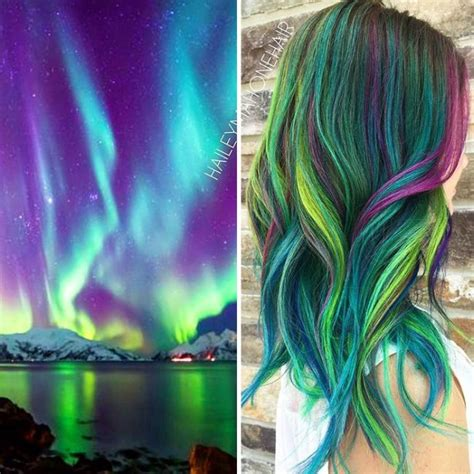 Galaxy Hair Trend Recreates Incredible Images In Your Hair