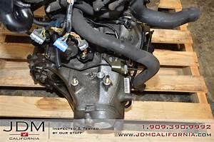 Jdm Acura Integra B18b Motor With Manual Transmission