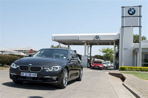 Bmw South Africa Plant by Bmw South Africa S Rosslyn Plant Receives Renewable