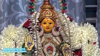 varalakshmi idol decoration varamahalakshmi festival