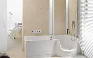 Kleines Bad Mit Wanne : sicheres duschen in der wanne ~ Frokenaadalensverden.com Haus und Dekorationen