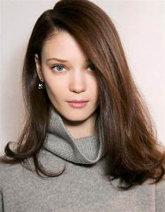 Couleur Cheveux Marron Chocolat : coloration chocolat noisette coloration chocolat les ~ Melissatoandfro.com Idées de Décoration