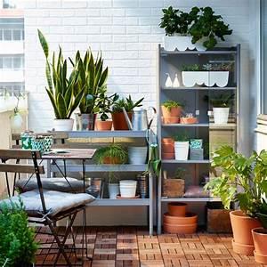 Table Balcon Ikea : 10 balcony design that inspire from ikea home design and interior ~ Preciouscoupons.com Idées de Décoration