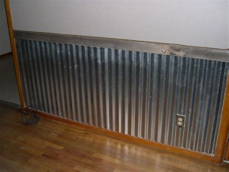 Metal Wainscoting Ideas by Strange Things I Seen During An Inspection Barn