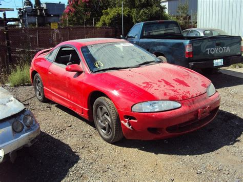 1995 Mitsubishi Eclipse Parts by 1995 Mitsubishi Eclipse Coupe Color Stk 113564