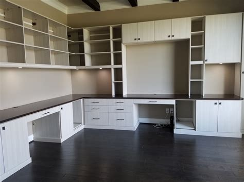home office storage cabinets organization ideas