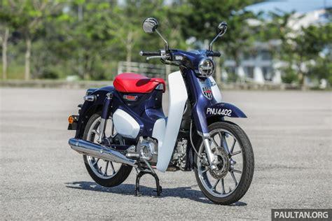 Cub C125 Image by Galeri Honda Cub C125 Retro Hidup Kembali Paul