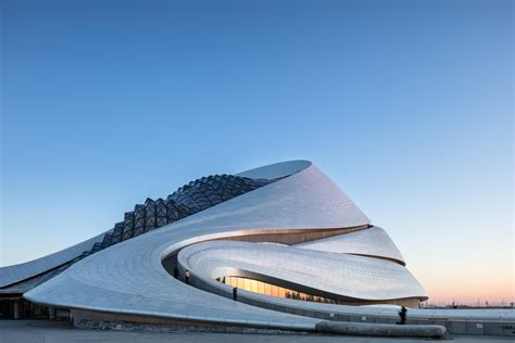 Opernhaus In Harbin by Harbin Opera House Images Pawel Paniczko Architectural