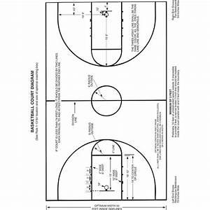 Ncaa Basketball Backboard Dimensions | www.pixshark.com ...
