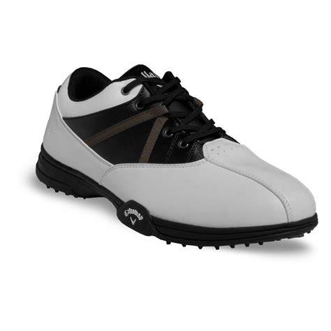 Callaway Chev Comfort Mens Golf Shoes by Callaway Chev Series 2015 Chev Comfort Leather Mens Golf