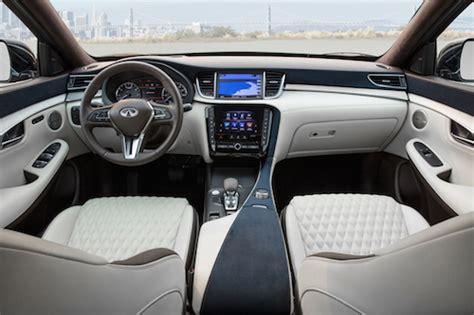Luxury Inspired Infiniti Qx50 Multitone Interior