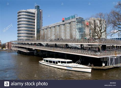 Hotel On A Boat Amsterdam by Amsterdam Central Station Netherlands Bike Bicycle Store